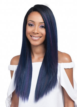 Bobbi Boss Lace Front Wig MLF225 ZAVINA Synthetic