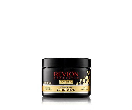 Revlon Realistic Black Seed Oil Strengthening Butter Creme 10.1oz
