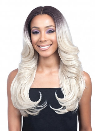 Bobbi Boss Lace Front Wig MLF223 JALANDA Synthetic