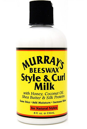 Murray's Beeswax Style & Curl Milk 8oz