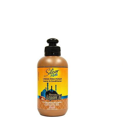 Silicon Mix Argan Oil Leave-In Conditioner 8oz