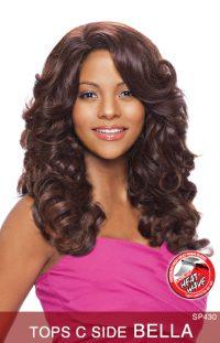 Vanessa Lace Wig Tops C BELLA Synthetic