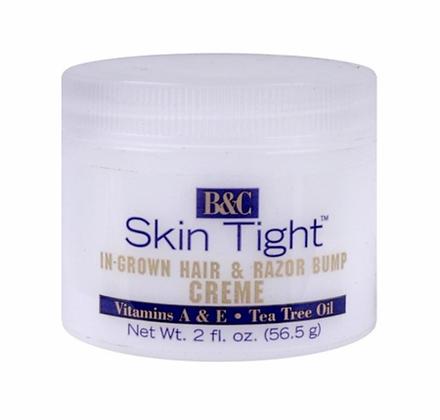 B&C Skin Tight Razor Bump Cream 2oz