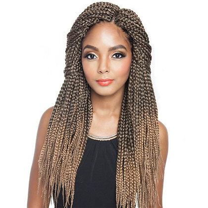 "Afri-Naptural Crochet Loop Box Braid 20"""
