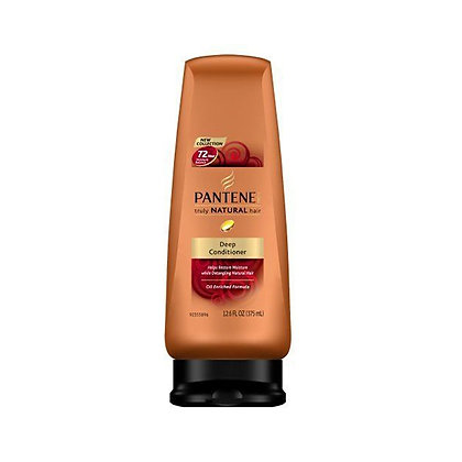 Pantene Pro-V Truly Natural Hair Deep Conditioner 12.6oz