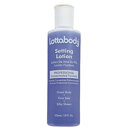 Lottabody Professional Concentrated Formula Setting Lotion 8oz