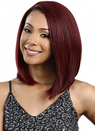 Bobbi Boss Lace Front Wig MLF74 COPPER Synthetic