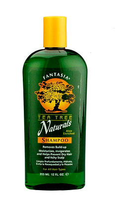 Fantasia Tea Tree Naturals Shampoo 12oz