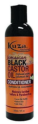 Kuza Jamaican Black Castor Oil Conditioner 8oz