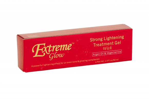 Extreme Glow Strong Lightening Treatment Gel 1oz