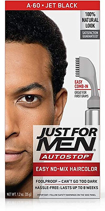 Just For Men Auto Stop Hair Color Permanent