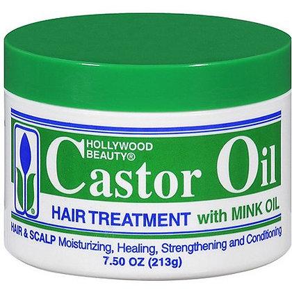 Hollywood Beauty Castor Oil Creme 7.5oz