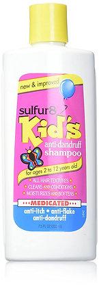 Sulfur8 Anti-Dandruff Shampoo For Kid 7.5oz