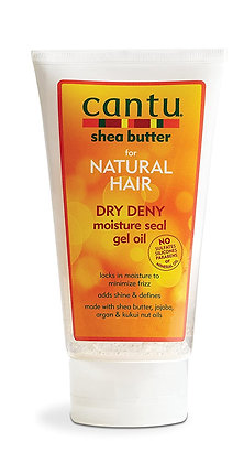 Cantu Shea Butter for Natural Hair Dry Deny Moisture Seal Gel Oil 5oz