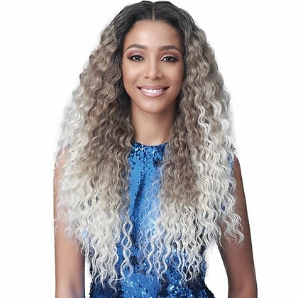 Bobbi Boss MLF412 CAMILLE 13X4 360 Synthetic Lace Wig