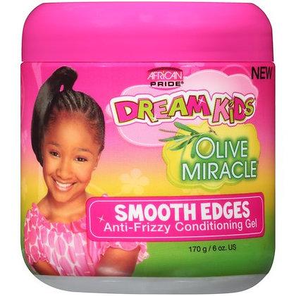 African Pride Dream Kids Olive Smooth Edges 6oz