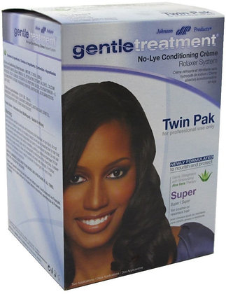 Gentle Treatment Twin Pack Relaxer Kit Super