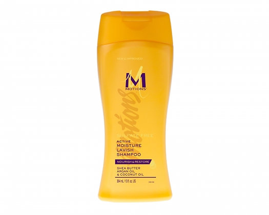 Motions Active Moisture Plus Shampoo 13oz