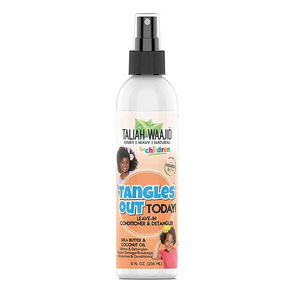 Taliah Waajid Tangles Out Today For Children 8oz