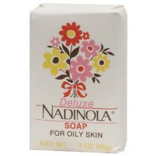 Nadinola Soap Bar For Oily Skin 3oz