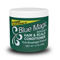 Blue Magic Bergamot Hair & Scalp Conditioner 12oz