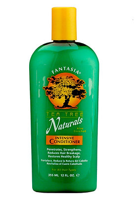 Fantasia Tea Tree Naturals Conditioner 12oz