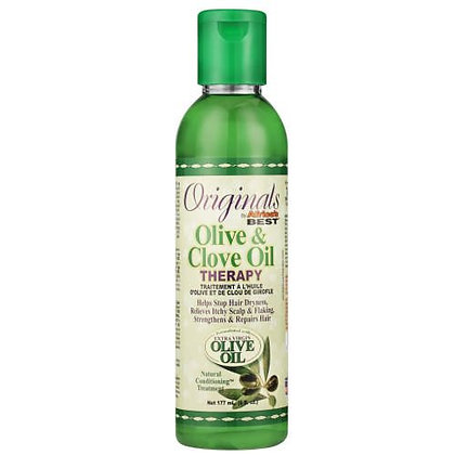 Africa's Best Originals Olive & Clove Oil Therapy 6oz