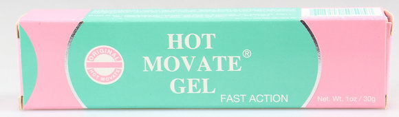 Movate Hot Gel 30g