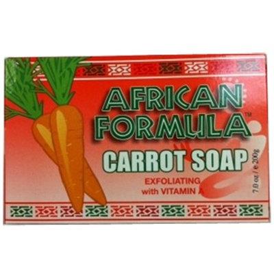 African Formula Carrot Soap