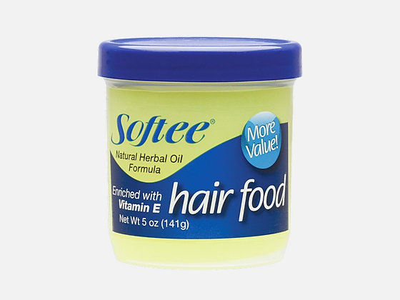 Softee Hair Food with Vitamin E 5oz