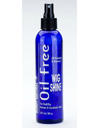Bonfi Natural Oil Free Wig Shine Spray