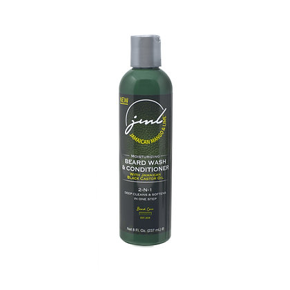 Jamaican Mango & Lime Beard Wash & Conditioner 8oz