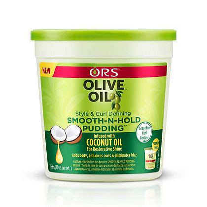 ORS Olive Oil Smooth-N-Hold Pudding 13oz
