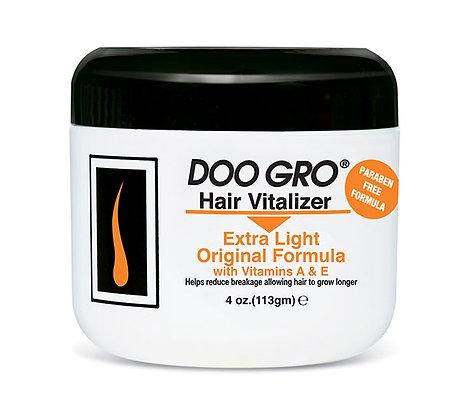DOOGRO Medicated Hair Vitalizer Extra Light Original Formula 4oz