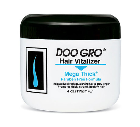 DOOGRO Medicated Hair Vitalizer Mega Thick 4oz