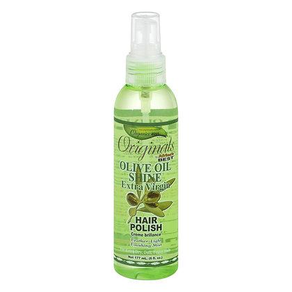Africa's Best Originals Olive Oil Shine Hair Polish Spray 6oz