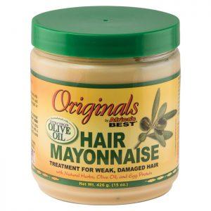 Africa's Best Originals Hair Mayonnaise 15oz