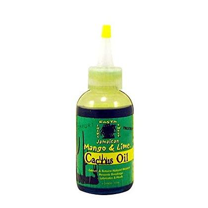 Jamaican Mango & Lime Cactus Oil 4oz