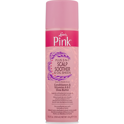 Luster's Pink Oil Sheen Scalp Soother 11.5oz