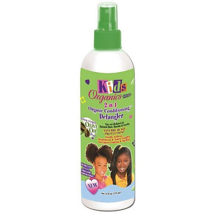 Kids Original 2-n-1 Organic Conditioniong Detangler 12oz