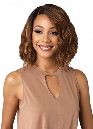 Bobbi Boss Lace Front Wig MLF196 MARILYN Synthetic
