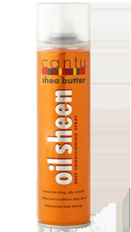 Cantu Shea Butter Deep Conditioning Oil Sheen Spray 10oz