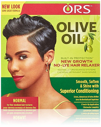 ORS Olive Oil New Growth No-Lye Hair Relaxer Regular