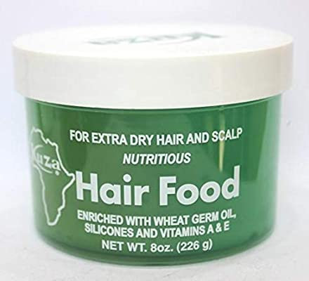 Kuza Hair Food For Extra Dry Hair And Scalp 8oz