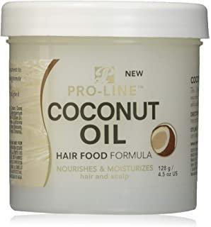 Proline Hair Food Coconut Oil 4.5oz