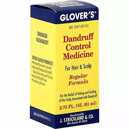 Glover's Dandruff Control Medicine Regular 2.75oz