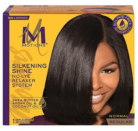 Motions Professional Silkening Shine Lo-Lye Relaxer Kit Regular