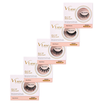 IENVY V-Luxe Real 3D Mink Lashes