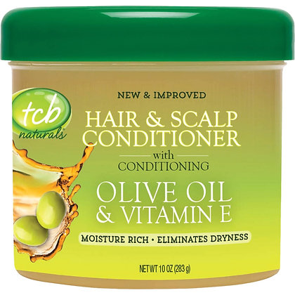 Tcb Naturals Hair & Scalp Conditioner 10oz