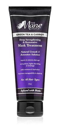 Mane Choice Green Tea & Carrot Mask Treatment 8oz